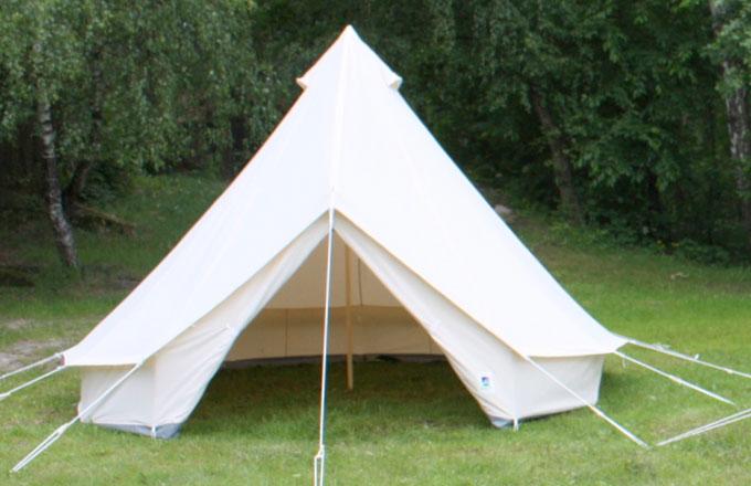 Round tents & Round tents: Technolen s.r.o.